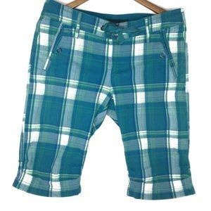 Prana Women's Crop Shorts Size 8